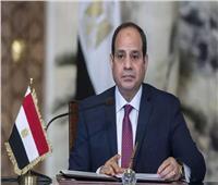 السيسي يوقع قانونا بالترخيص لـ3 وزراء في التعاقد لاستغلال المحاجر والملاحات