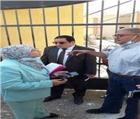 نائب محافظ القاهرة: الانتهاء من توصيل المرافق لسوق التونسي بالبساتين