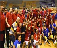 «رجال طائرة الأهلي» يتوج ببطولة كأس مصر