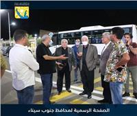 محافظ جنوب سيناء يتفقد الاستعدادات النهائية لافتتاح شارع الثقافة بشرم الشيخ
