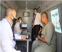 إطلاق خدمة «الحي المتنقل» لتقديم الخدمات الحكومية بحي غرب سوهاج