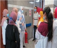 «الرعاية الصحية»: تدريب أطقم مستشفى النساء ببورسعيد على الجودة والسلامة المهنية