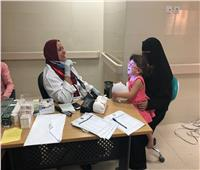 صور| قافلة الأزهر الطبية بسيناء توقع الكشف الطبي على 1500 مريض