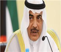 فيديو| رئيس الوزراء الكويتي: ندعو إلى حل سياسي شامل للأزمة الليبية