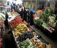 تباين أسعار الخضراوات في سوق العبور اليوم 26 سبتمبر