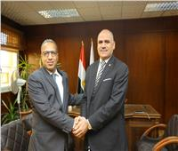 االدكتور محمد محجوب عزوز أول رئيس لجامعة الأقصر