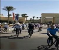 السياحة والأثار: «ماراثون شرم الشيخ» يقدم رسالة طمأنينة وترويج للمنشآت في مصر