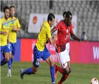 انطلاق مباراة طنطا والأهلي بالدوري الممتاز