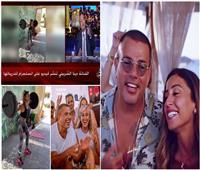 فيديو| عمرو أديب عن تدريبات دينا الشربيني: «الله يكونك في عونك ياهضبة»