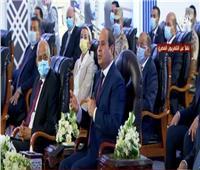فيديو  الرئيس السيسي: «براهن على وعي الناس.. ومحدش هيقدر يدخل بيننا»