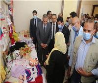«صبحي» يتفقد «مركز شباب مدينة» بسوهاج ونادي المحليات ويتابع الأنشطة المختلفة