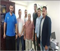 مركز شباب الجزيرة يوافق على رحيل نجمي اليد إلى نادي البنك الأهلي