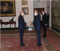 الرئيس الجزائري يتسلم أوراق اعتماد أربعة سفراء جدد