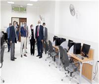 رئيس جامعة طنطا: 3 أبراج جديدة بالمدن الجامعية تستوعب 2000 طالب