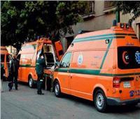 إصابة 6 أشخاص نتيجة حادث تصادم بالمنوفية