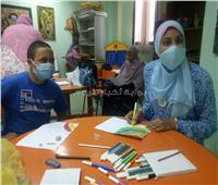 صور| ورش رسم وتشكيل بالورق ضمن فعاليات «أولادنا» لشهر سبتمبر