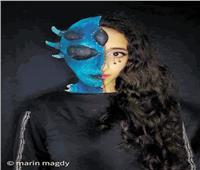 مارينا.. تصمم كائنات فضائية على طريقة هوليوود