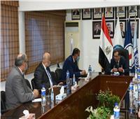وزير البترول يترأس اجتماع اللجنة العليا للمنطقة الجغرافية البترولية