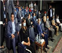 صور | مكرم تعقد اجتماعا مع أهالي المنيا للتوعية بالهجرة غير الشرعية