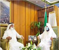 الرئيس العام لشؤون الحرمين ووزير الحج يناقشون الاستعدادات النهائية لاستقبال المعتمرين