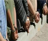 ضبط عصابة تسرق المساكن في دمياط