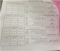 ننشر جدول توزيع أعمال دوائر محكمة استئناف قنا للعام القضائي الجديد