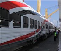 بعد وصول 103 عربات.. 7 صور ترصد القطارات الروسية الجديدة من الداخل
