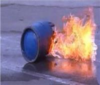 انفجار أسطوانة غاز بطوخ بالقليوبية ومصرع وإصابة شخصين