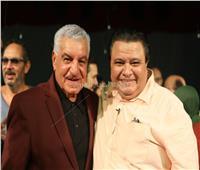 صور| زاهي حواس ونجوم الفن في أولى ليالي «سينما مصر»
