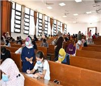 361 طالبا يؤدون اختبارات القبول بـ«تمريض قناة السويس»