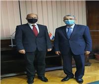 وزير الكهرباء يستقبل سفير المجر الجديد لبحث سبل التعاون