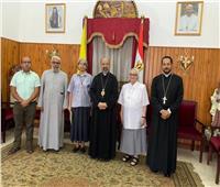 بطريرك الكاثوليك يوقع عقد نقل ملكية «مدرسة جيرار»