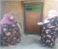الهجرة: تنفيذ 21600 زيارة ضمن حملة «طرق الأبواب» بالمنيا