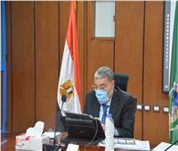 محافظ المنيا يقرر استئناف أعمال البناء للمباني الحاصلة على تراخيص