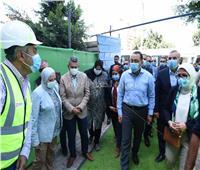 رئيس الوزراء يتفقد مشروع إنشاء طريق مزدوج يربط «كفر الشيخ بدسوق»