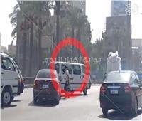 «امسك مخالفة»| فيديو.. سيارات تسير عكس الاتجاه على محور روكسي رمسيس