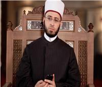 أسامة الأزهري يتناول القضايا الدينية والفكرية على «DMC»