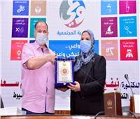وزيرة التضامن ومحافظ أسيوط يطلقان برنامج «وعي» للتنمية الاجتماعية