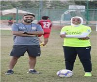 نادٍ مصري يتعاقد مع مدربة لقيادة فريق الرجال