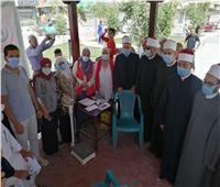 زيادة عدد نقاط الفحص للأمراض المزمنة بشمال سيناء