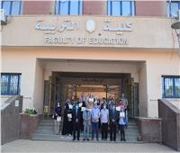 جامعة سوهاج تكرم 89 متدربا لاجتيازهم دورة إعداد المعلم الجامعي