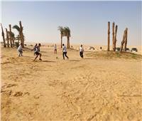 «الرياضة» تنظم الجولة الثانية من معسكرات التحدي والمغامرة