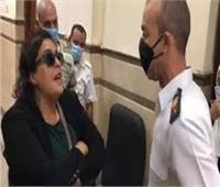 """دفاع """"سيدة المحكمة"""" يطالب بإحالة القضية لـ«الدستورية»"""
