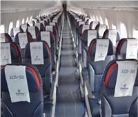 بالصور| مميزات جديدة بالطائرة رقم «72» بأسطول مصر للطيران