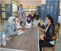 جامعة سوهاج تقبل 450 طالبا بكلية التمريض و285 بالمعهد الفني