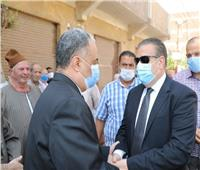 إطلاق اسم الشهيد محمود بلابل على مدرسة بقرية طه شبرا
