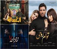 دور العرض تستقبل 4 أفلام جديدة ضمن خطة 50٪ جمهور