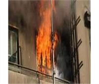 السيطرة على حريق نشب في شقة سكنية بإمبابة