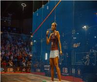 هانيا الحمامي تتألق في ثالث أيام بطولة «Finals 2020»