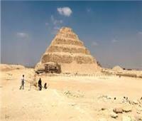 أكبر عدد توابيت مغلقة.. «السياحة» تعلن كشف أثري جديد بسقارة